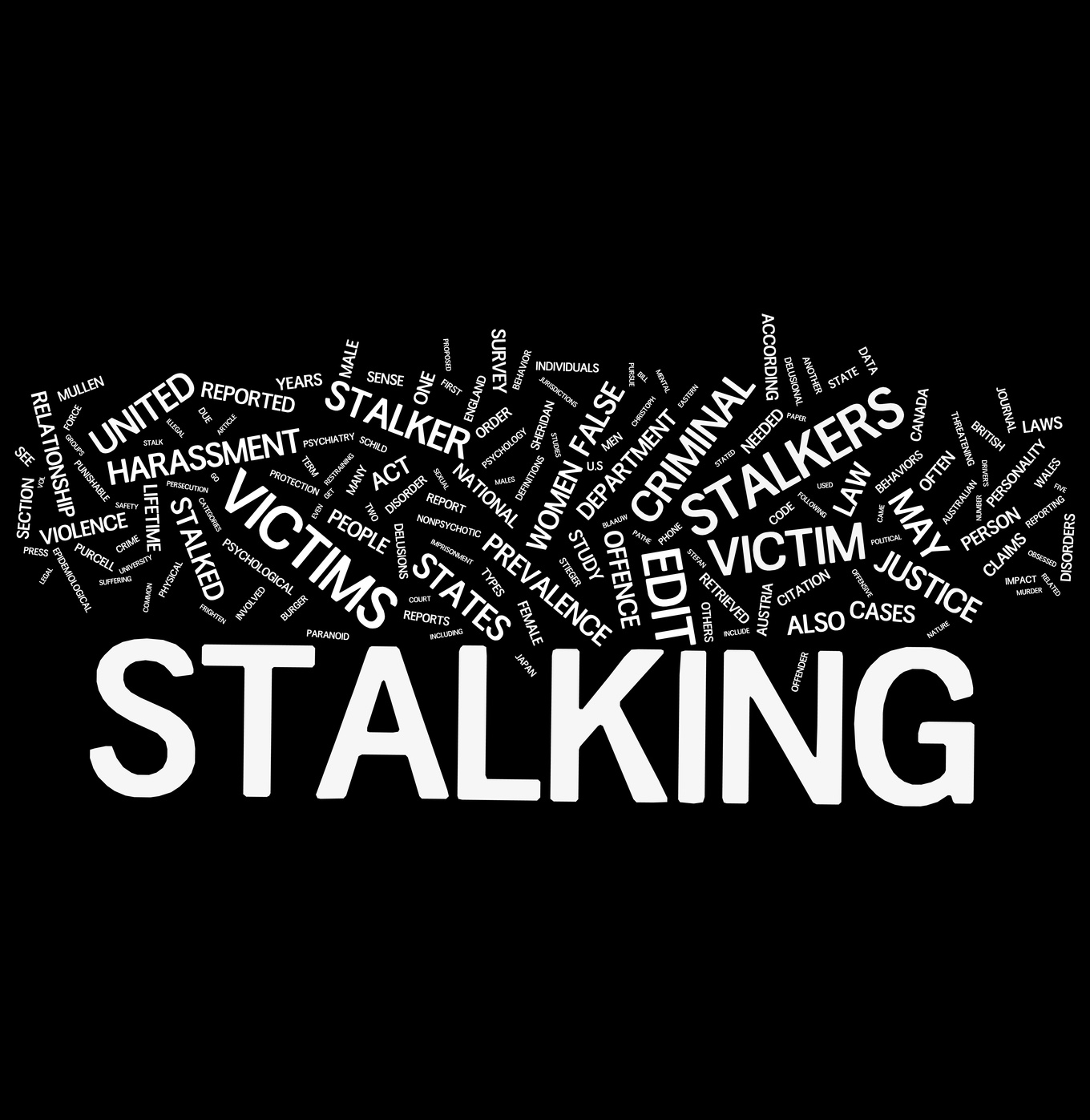 dating stalking Stalking and dating violencewe are here to help.