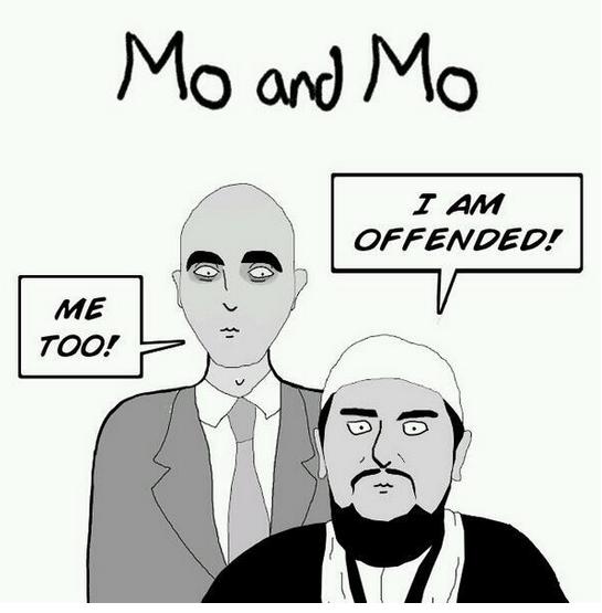 Mo Ansar Exposed as a Fake