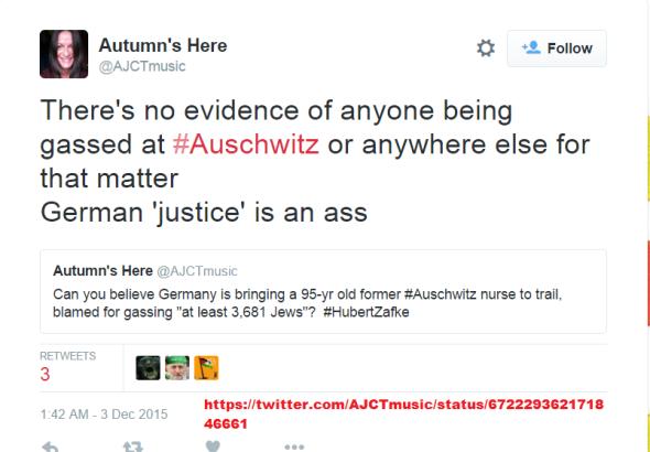 alison Auschwitz